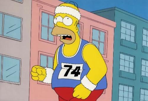 homer-jogging