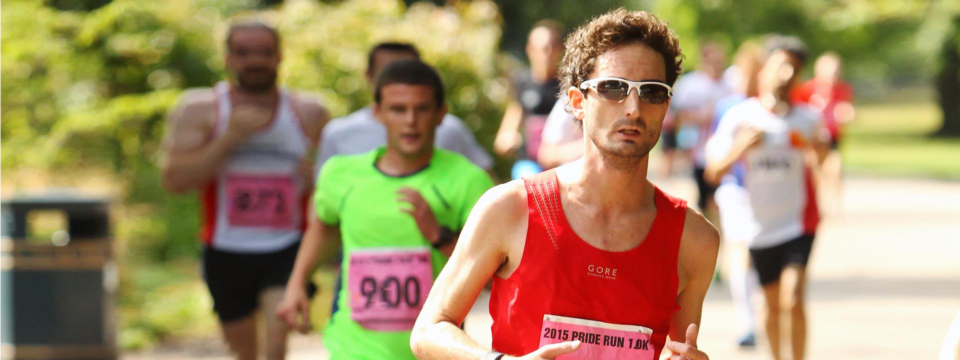 Pride Run 10k 2015