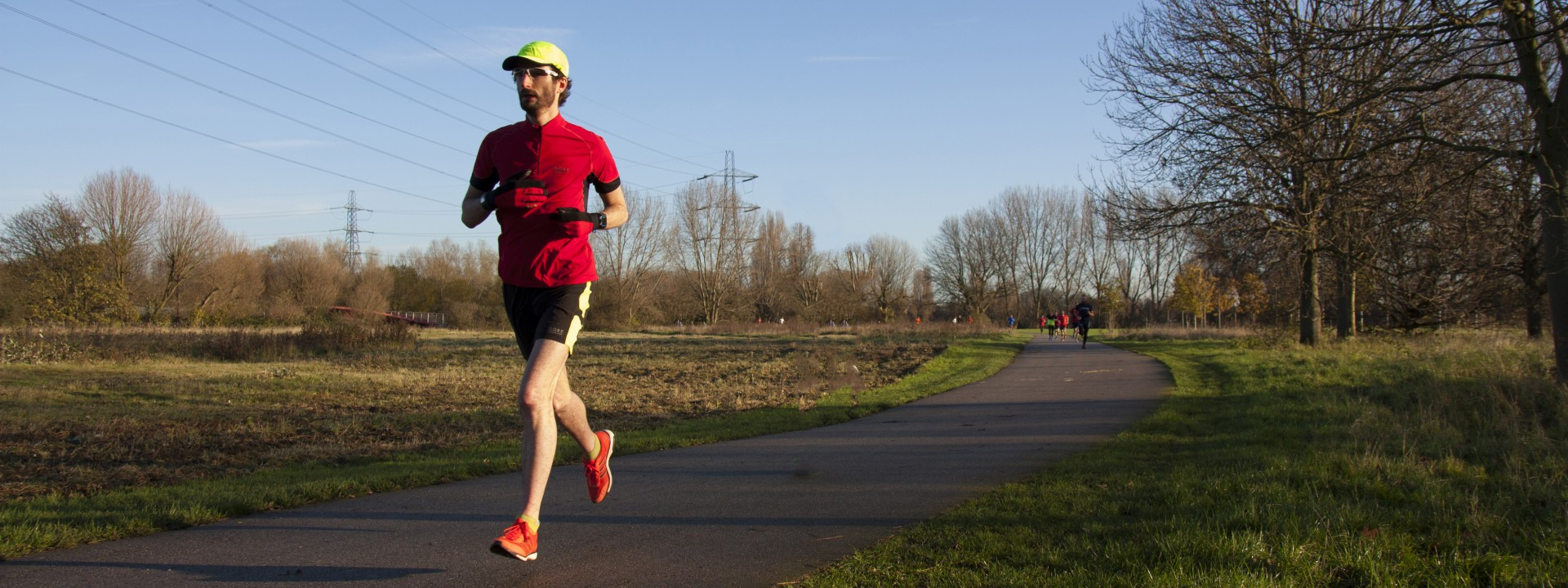 Hackney Marshes parkrun