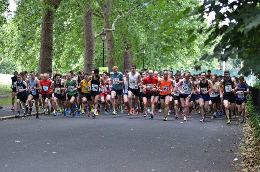 Battersea Park 5K