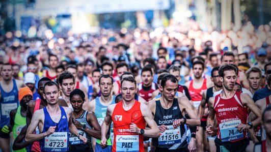 Frankfurt Marathon 2016 Start