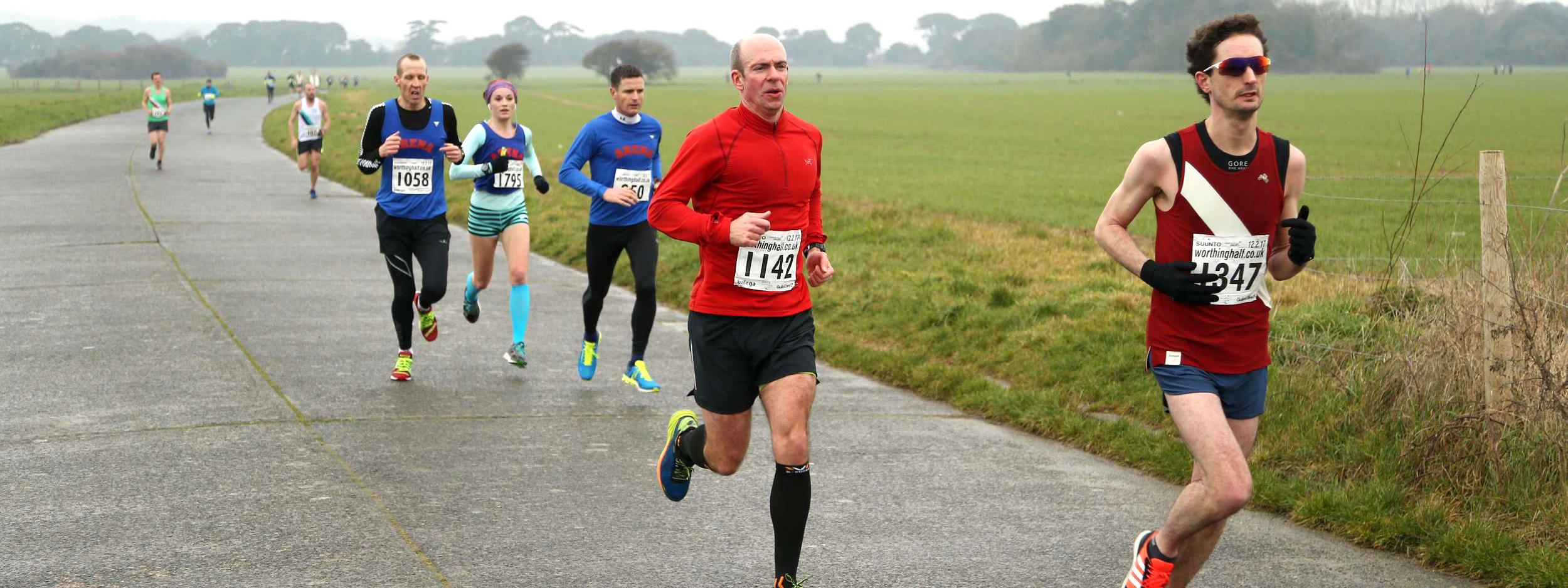 Worthing Half Marathon