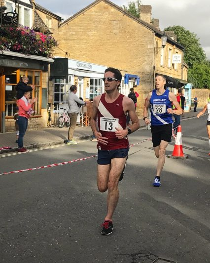 Bourton One Mile Challenge
