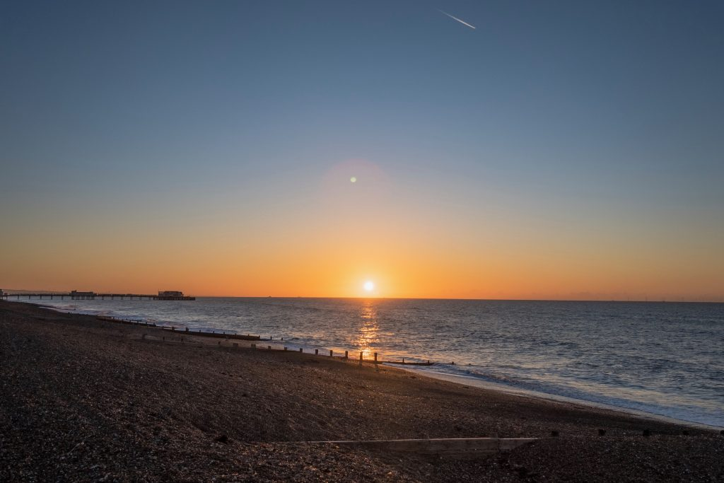 Worthing Sunrise