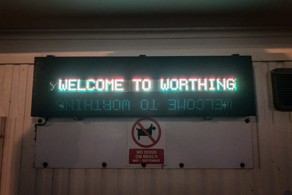 Welcome to Worthing