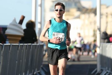 Worthing Half Marathon February 2018